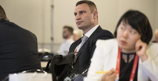 Віталій Кличко презентував Київ на Конгресі Всесвітньої асоціації мегаполісів у Монреалі