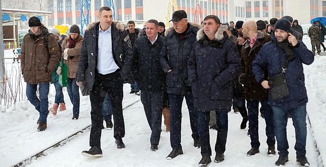 Віталій Кличко: «Цьогоріч у Києві відкриється 8 нових і реконструйованих дитячих садочків. Один з яких – на Позняках»