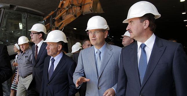 Рух тунелем на Поштовій площі планується відкрити 8 серпня цього року